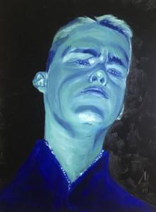 eerste zelfportret in verf ooit #1