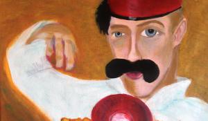 zelfportret cádiz #1