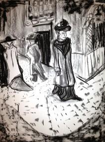 frans tafareel naar Lautrec #rechts