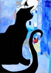 vorm & restvorm #1 - gato marroquí