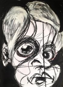 random portret #2