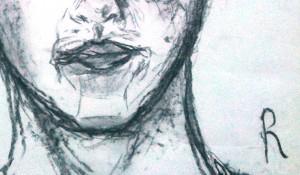schetsen met rechts