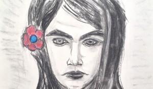 rozenmeisje #1