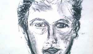 zelfportret rechts