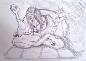 moeizaam mediteren