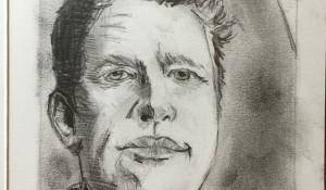 Zelfportret D. [W1T6]