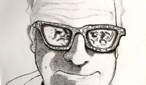 crumby zelfportret